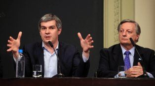 nada que ver. Peña busca despegar al gobierno del acoso judicial a Cristina.