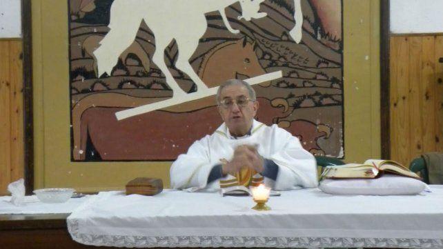 Ejerció el sacerdocio en Casilda. En 2017 será sometido a juicio oral.