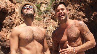 Ricky Martin reveló que se arrodilló para pedirle casamiento a su novio