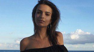 Las fotos de la súper sensual Emily Ratajkowski que luce sus curvas en Tulum