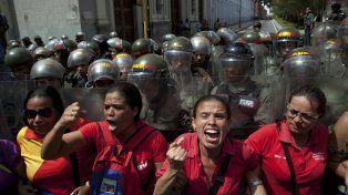Una ONG afirmó que en Venezuela hubo más de cinco mil protestas y 700 saqueos