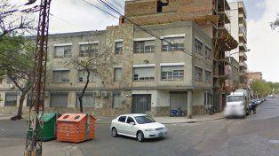 Una alumna de la escuela Nigelia Soria sufrió una descarga de electricidad al tocar un caño
