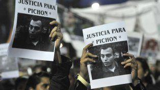 Los familiares piden Justicio por la muerte y desaparición de Gerardo Pichón Escobar.
