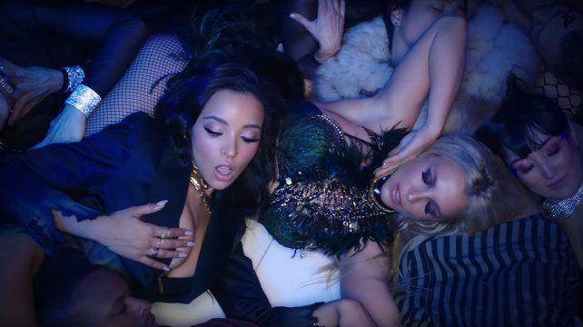 Britney apeló a las escenas eróticas con mujeres para promocionar su nuevo tema