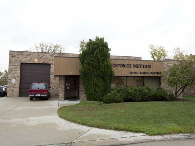 Criopreservación. El instituto Cryonics con sede en Michigan (EEUU)