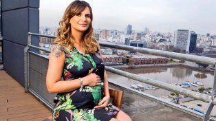 Granata habló también de algunas complicaciones que está teniendo con su embarazo.