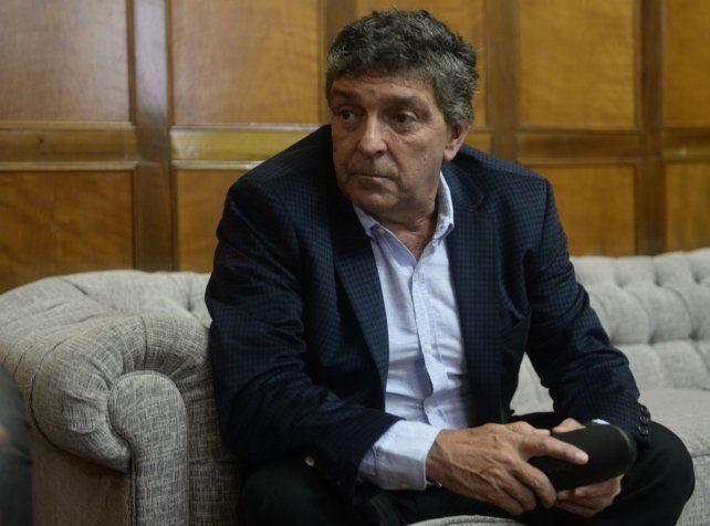 Impulsor. Sergio Lupo, coordinador de la jornada del 1º de diciembre.