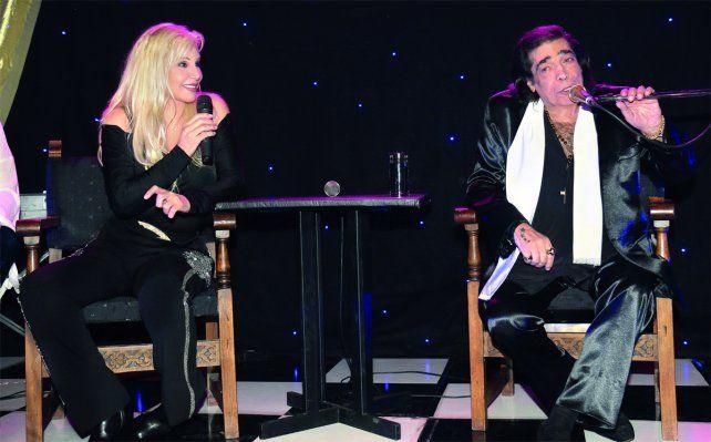 Cacho Castaña se refirió al presunto romance entre Susana y Facundo Moyano.