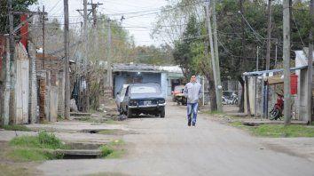 En pasaje Boman al 3600 vivía y murió Iván Tito Gómez, asesinado el 14 de junio de 2014 en una fiesta.