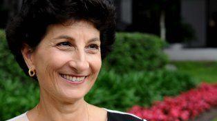 La dermatóloga e investigadora Dominique Moyal.