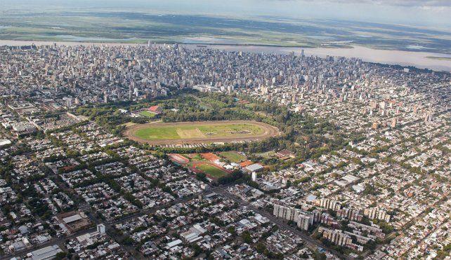 El temblor se sintió en Rosario y en otras localidades del país.