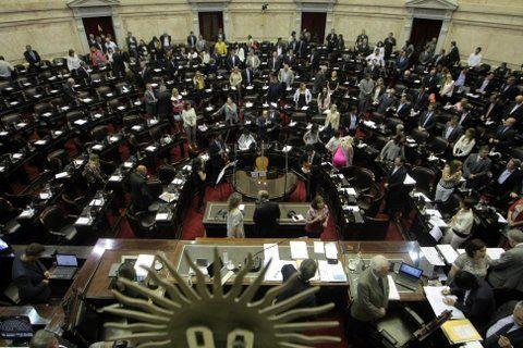A FULL. La Cámara baja comienza a desandar los últimos días del período de sesiones ordinarias.