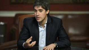 En marcha. Adrián Pérez