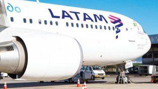 Paro de pilotos de Latam desde el mediodía por incumplimientos salariales
