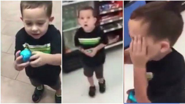 Aleccionadora enseñanza de un padre a su hijo al saber que robó un chocolate