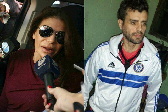Zulemita contó cómo son los días de Carlos Nair afuera de la prisión.