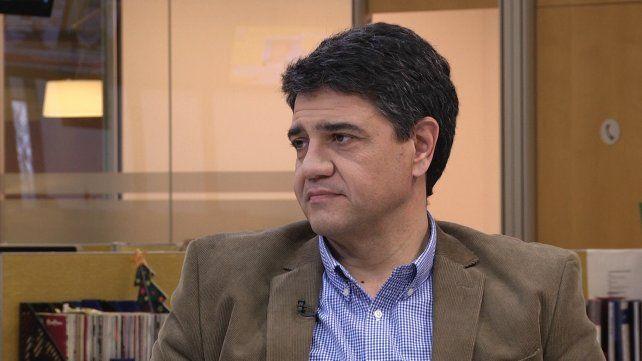 Acerca de la posibilidad de que Carrió se presente a competir en Buenos Aires el año próximo y deba enfrentarla en una interna de Cambiemos