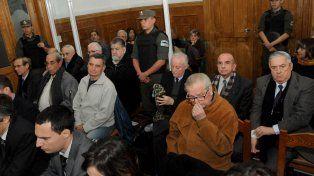 Los represores habían sido condenados el 20 de diciembre de 2013.
