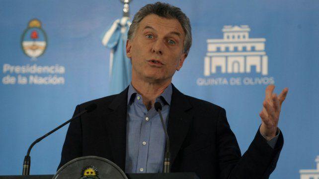 Macri tuvo varias idas y vueltas sobre el impuesto a las ganancias.