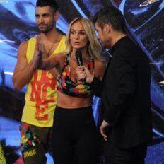 Nicole Neumannfue elegida por el público para continuar en el show por51.32 por ciento de los votos frente a los 48.58 por ciento que recibió Sabrina Rojas.