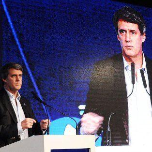 prat gay dijo que el gobierno no pueden afrontar el cambio en ganancias que pide la oposicion