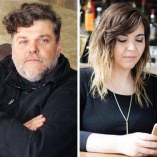 Posiciones encontradas. Alfredo Casero y Carolina Aguirre trabajaron juntos en varias tiras de Pol-ka.