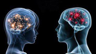 El cerebro masculino precisa mayor energía para cambiar de tarea.