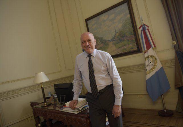 El exgobernador de Santa Fe Antonio Bonfatti se pronunció a favor de la limitación de los mandatos.