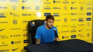 Marco Torsiglieri destacó la actuación de Central en el empate ante Boca.