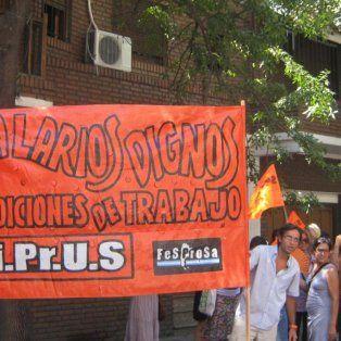 Los médicos de Siprus paran por 48 horas y el jueves se movilizan a Santa Fe.