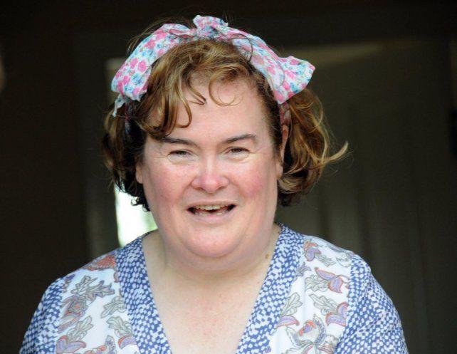 Susan Boyle anunció que deja los escenarios y no dudó en revelar el verdadero motivo