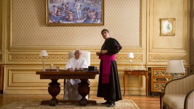 La miniserie del Papa Francisco en la que trabaja un rosarino recibió un premio Emmy