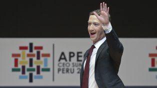 Filtros. Mark Zuckerberg dijo que la cuestión es compleja.