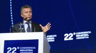 Sin cumplir. Macri dijo en la campaña que iba a eliminar el impuesto