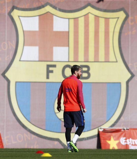 De la casa. Messi llegó a Barcelona a los 13 años y allí se cansó de ganar títulos.