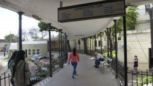 El Hospital Centenario verá resentida su actividad por el paro de los médicos.