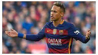 Neymar enfrenta un juicio millonario en España.