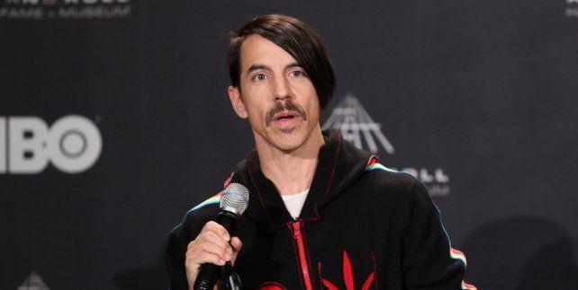 El cantante de los Red Hot Chili Peppers explicó porque no tiene sexo con groupies