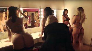 El Mannequin Challenge erótico que rompe con los esquemas de esta moda digital en las redes