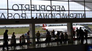 Cerrarán el aeropuerto de Fisherton para resolver cuestiones de infraestructura