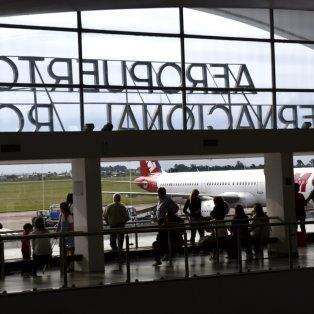 cerraran el aeropuerto de fisherton para resolver cuestiones de infraestructura