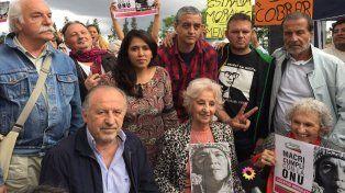 Estela de Carlotto visitó a Milagro Sala en Jujuy, pidió por su liberación y arremetió contra Macri