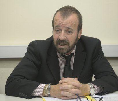 defensor acusado. Gabriel Ganón fue desplazado en un juicio político.
