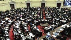 el gobierno nacional oficializo el llamado a sesiones extraordinarias en el congreso