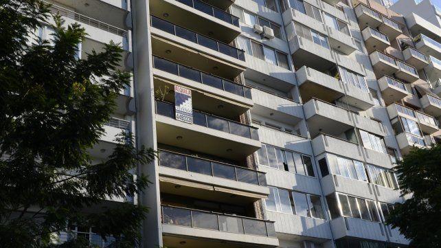 El mercado inmobiliario de Rosario espera una reactivación.