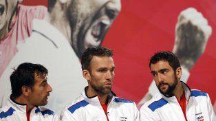 Con el sorteo se empieza a palpitar la final de la Copa Davis 2016