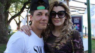 Charlotte y Alexander Caniggia: En Europa pagan mejor, pero acá somos más celebrities