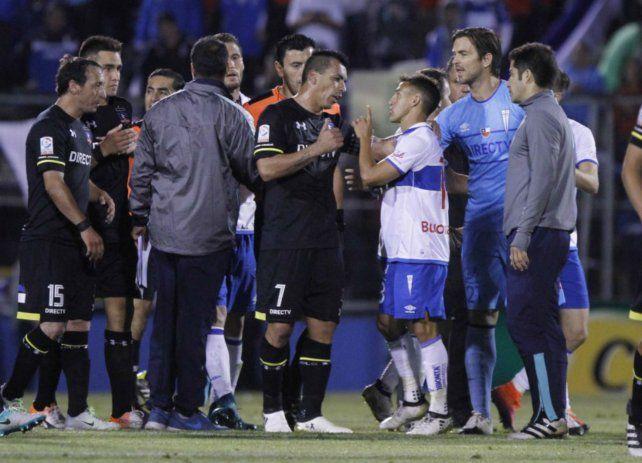 El cruce entre el chileno y el argentino.