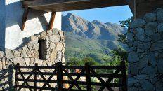 Senderos del Tao, un paraíso en Las Rabonas, en el corazón del Valle de Traslasierra, Córdoba.