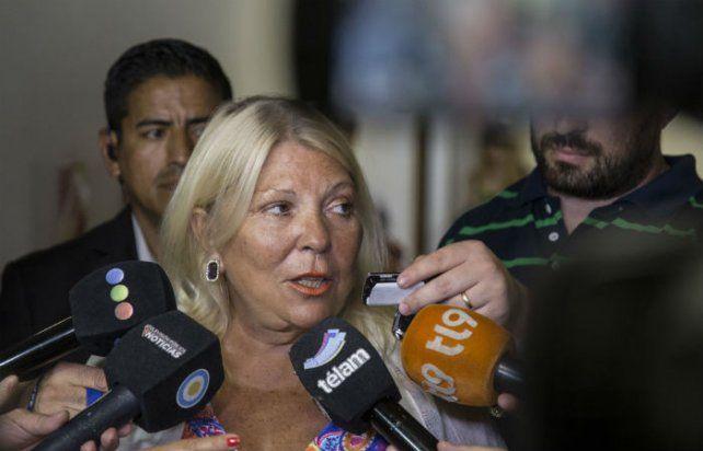 La líder de la Coalición Cívica